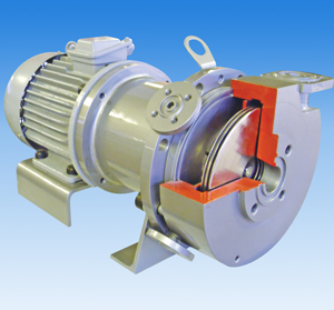 Chemical Hermetic Disk Pumps GHD series