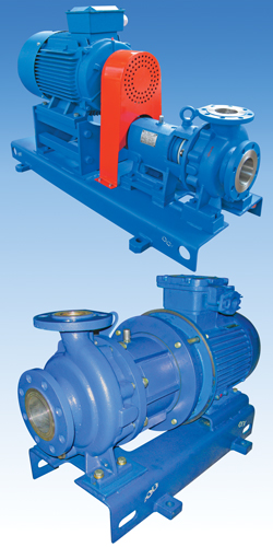 Modifications of serial pumps